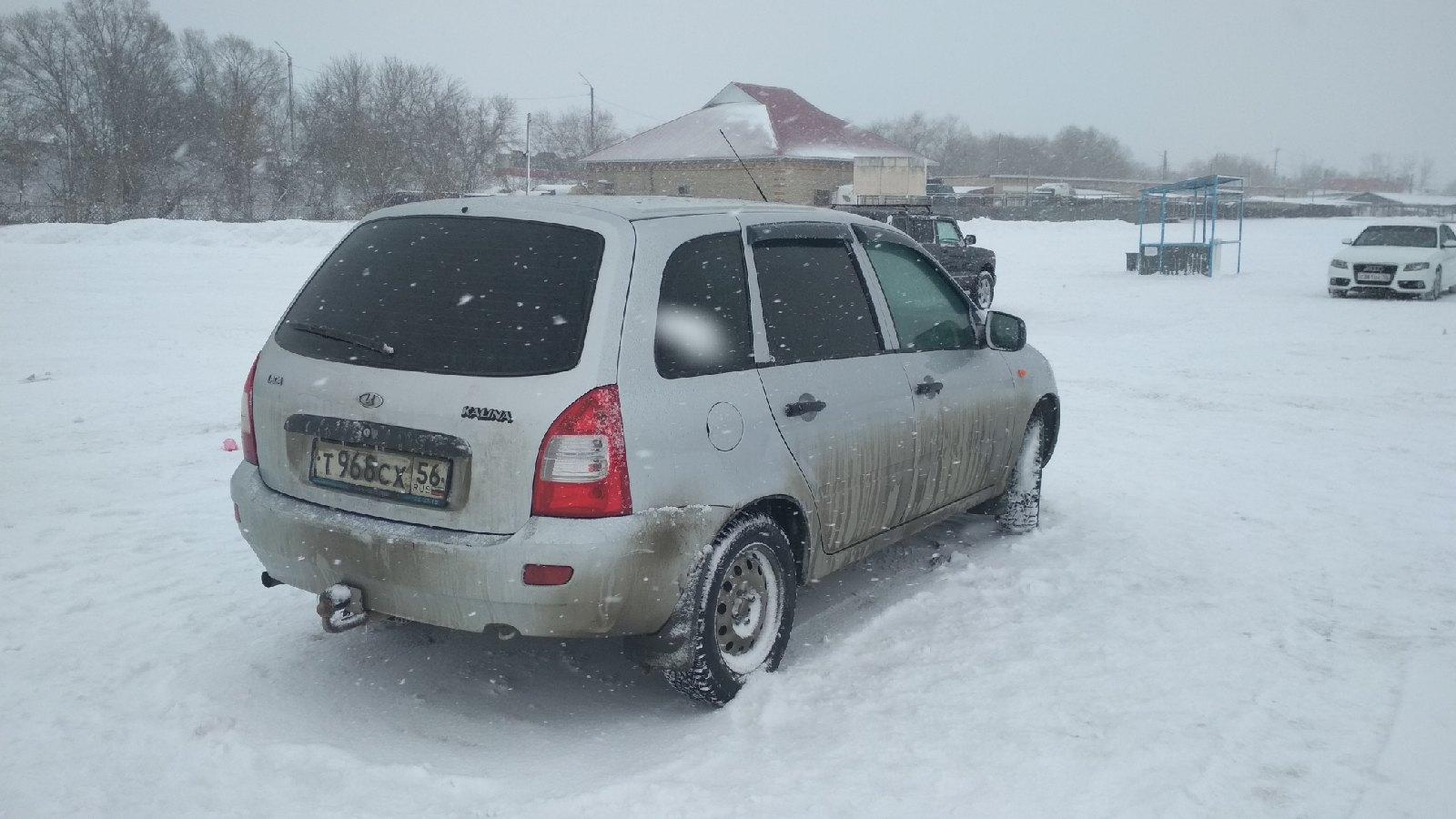 Подам LADA KALINA  Машина 2012 г.в. Эксплуатация | Объявления Орска и Новотроицка №726