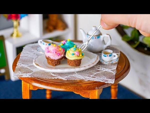 【ちびめし】ちびカップケーキ 💕