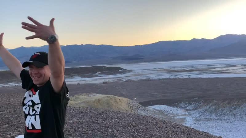 Долина Смерти. США.