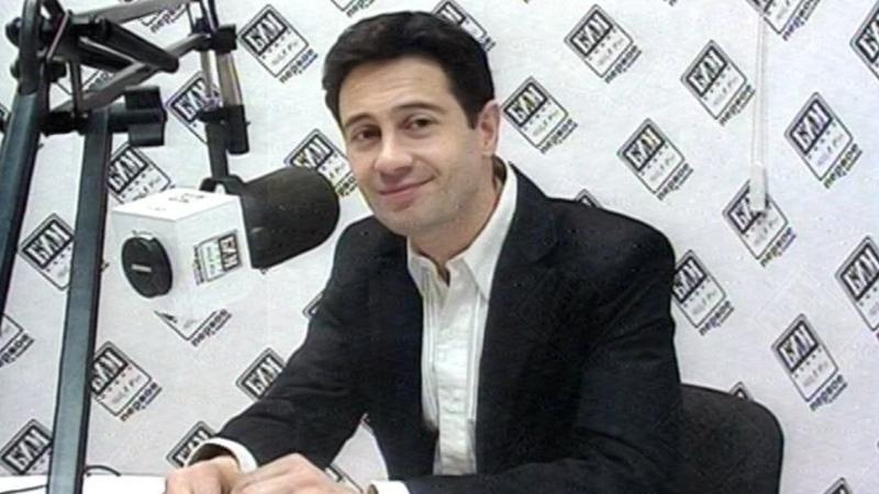 2016г. Антон Макарский в студии Бим-радио