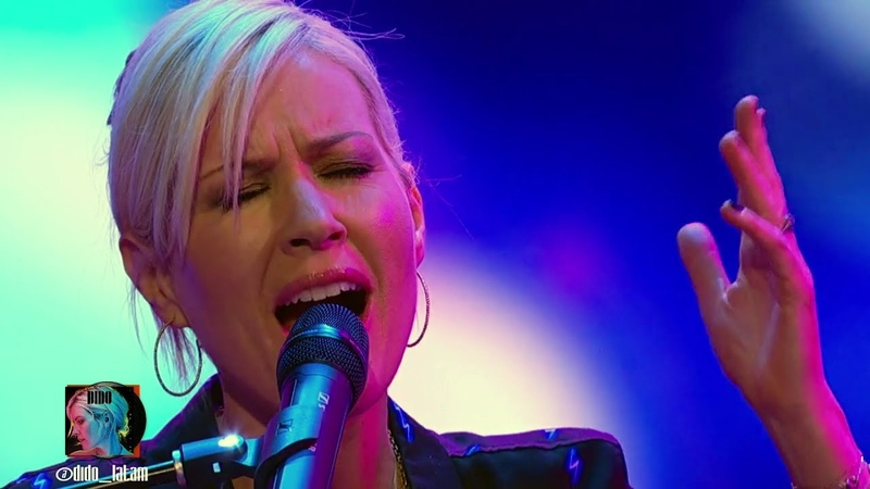 Dido - 'Give You Up' live @ MOMA (German TV)
