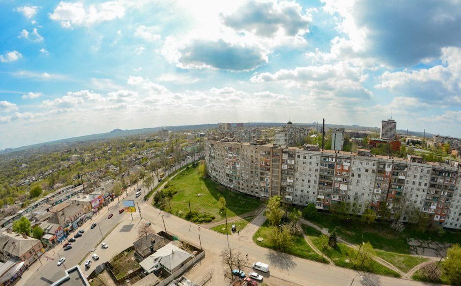 В Горняцком районе Макеевке хотят установить сквер