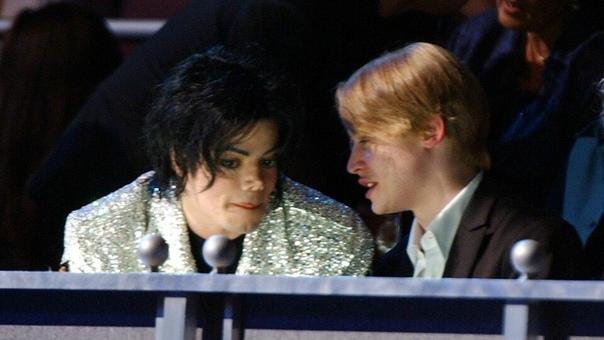 Маколей Калкин рассказал о дружбе с Майклом Джексоном