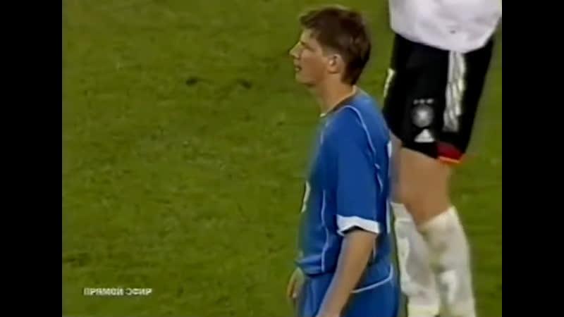 Германия_2-2_Россия__2005_Germany- Russi
