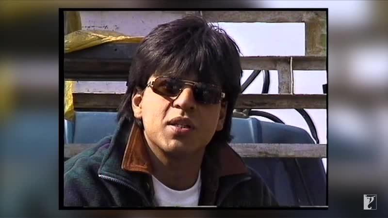 DDLJ Making Of The Film - Trailer ¦ Aditya Chopra ¦ Shah Rukh Khan ¦ Kajol