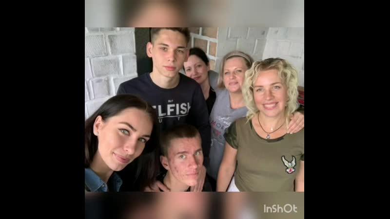 Сын пошол в армию
