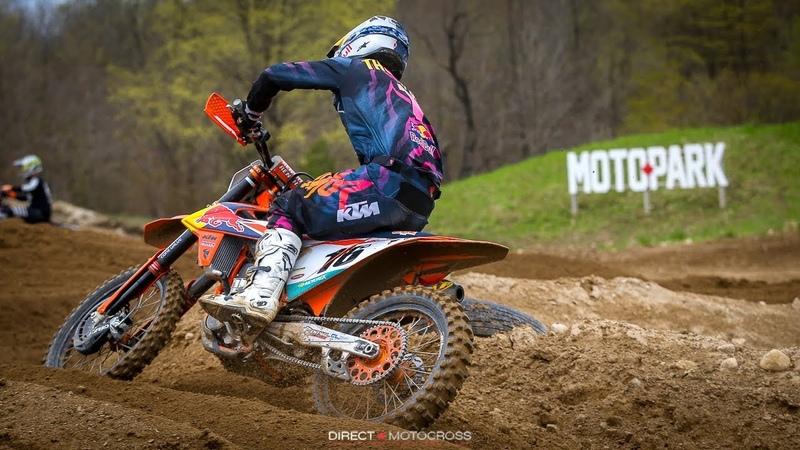 Motopark Cup   Pro Races   Cole Thompson vs. Colton Facciotti