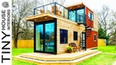 Amazing Stunning The Helm Two Story Container Home Tiny House Interiors