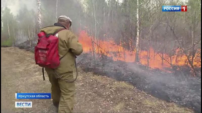 Природные пожары продолжают распространяться, под угрозой заповедные территории
