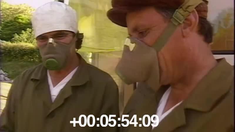 1986. Чернобыль. Быт ликвидаторов