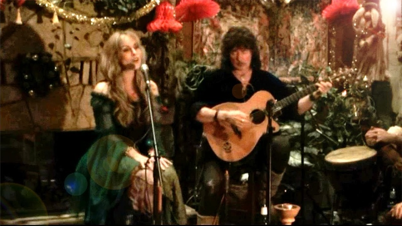 BLACKMORE'S NIGHT Hark the Herald Angels Sing O Come All Ye Faithful Live from Minstrel Hall