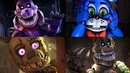 10 FIVE NIGHTS AT FREDDY'S ANIMATRONIC VOICES ANIMATED FNAF ANIMATIONS