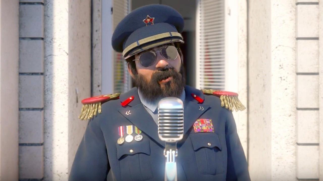 Диктатор в Tropico 6