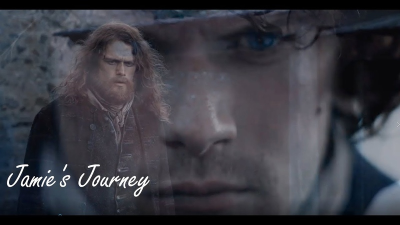 Outlander - Jamie and Claire - Jamie's Journey