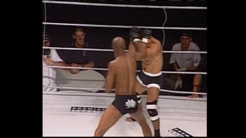 Anderson Silva vs Claudionor Fontinelle - 16.12.2000, Meca World Vale Tudo 4