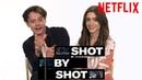 Stranger Things 3 Cast Charlie Heaton Natalia Dyer Break Down a Scene Shot by Shot Netflix