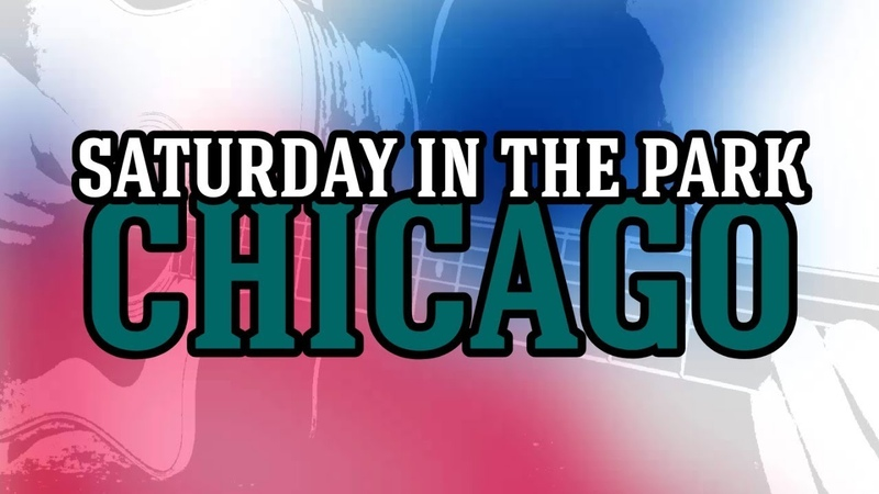 Saturday In The Park Chicago Acoustic Guitar Fingerstyle Cover Bill Jones Music