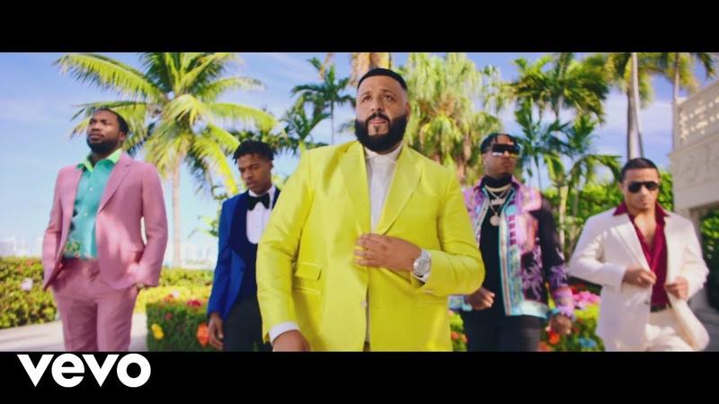 DJ Khaled Ft. Meek Mill, J Balvin, Lil Baby, Jeremih - You Stay