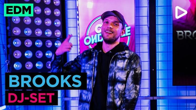 Brooks DJ set SLAM!