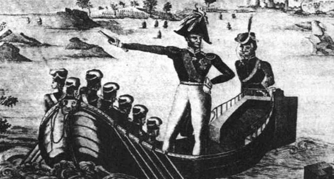 Николай на Дунае