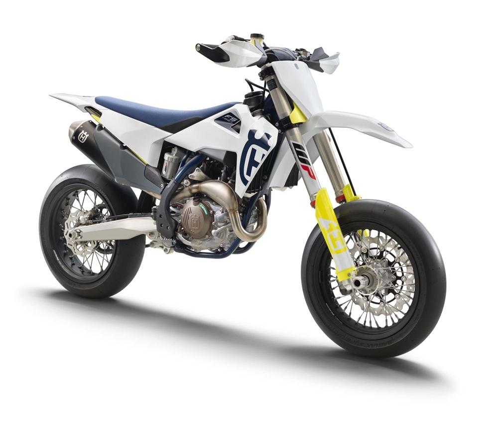 Мотоцикл Husqvarna FS 450 Supermoto 2020