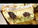 Пляцок Сирник з ревенем / Пиріг з ревенем / Пирог с ревенем и сыром / Рецепти з ревеня