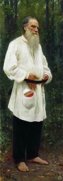 ИСТОРИЯ ОДНОГО СКАНДАЛА, ИЛИ ГОЛЫЕ КОЛЕНКИ ЛЬВА ТОЛСТОГО (21,) Голоножие в искусстве В конце февраля 1903 года в Пассаже весьма уважаемое Санкт-Петербургское общество художников, ориентирующееся