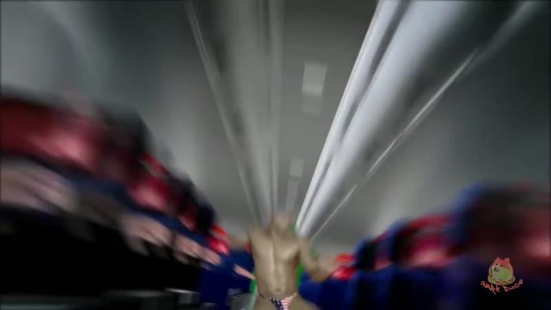 FLEX AIR Рикардо флексит в самолете mp4