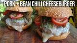 Pork n Beans Chili Cheeseburger Recipe