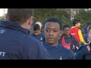 Callum Hudson-Odoi footage when playing as a 14-year-old schoolboy is SCARY!