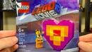 LEGO Movie 2 2019 Emmet's 'Piece' Offering Polybag Review! Set 30340!