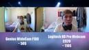 Logitech C920 vs Genius wc F100 Đánh giá so sánh Sự lựa chọn hoàn hảo cho Streamer vs Youtuber