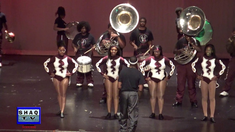 Harper Woods High School Marching Band @ Cass Tech 2019 Spring Pop Concert