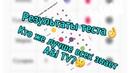 VLOGРЕЗУЛЬТАТЫ ТЕСТА На сколько хорошо ты знаешь AI TVвлог от 20 марта 2019 года