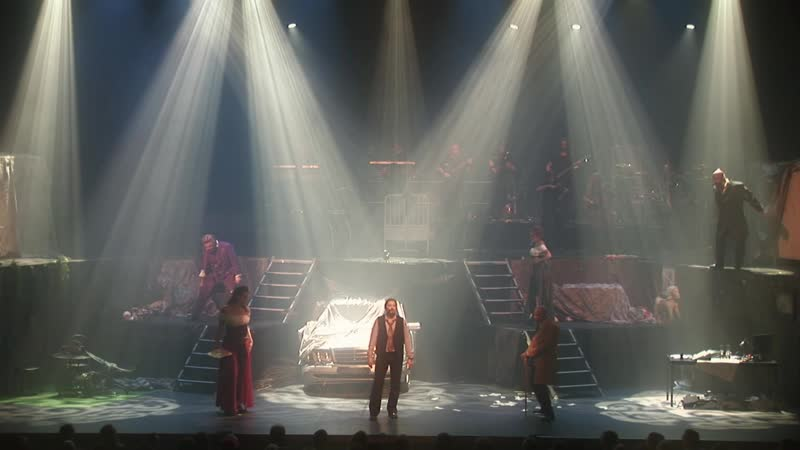 Ayreon The Theater Equation Act 2