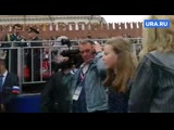 Стивен Сигал приехал в Москву на парад в честь Дня Победы