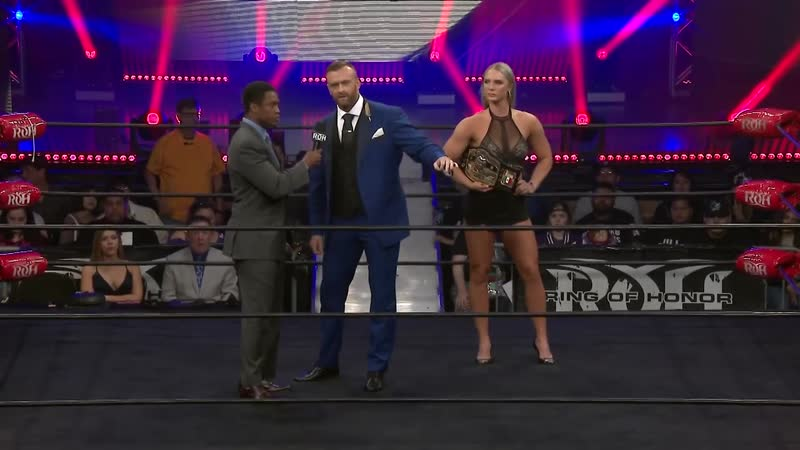 Nick Aldis Confronts The Villain Marty Scurll about G1 Supercard NWA 2019