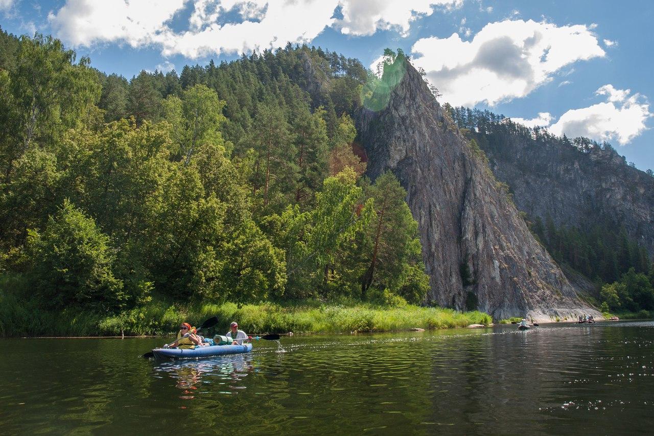 Афиша Сплав по реке Белая, 22 - 25 августа