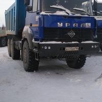 Анкета Сергей Марьин
