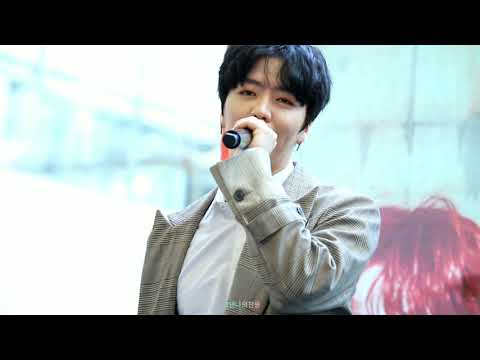 FANCAM 190517 백퍼센트 100% One Love Chanyong focus @ Kanagawa Queen's Square Yokohama