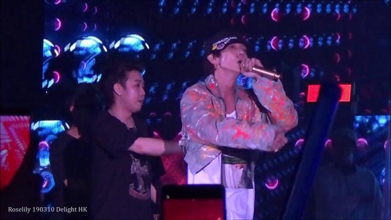 20190310 [Encore Medley 15min] Lee Joon Gi Asia Tour DELIGHT, Hong Kong 이준기 李準基 イ・ジュンギ