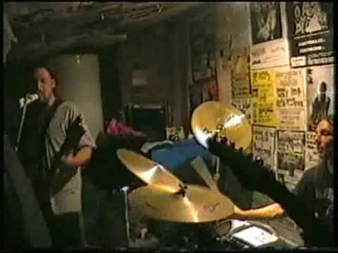 Agathocles - Playing in their rehearselroom (part 1 of 2)