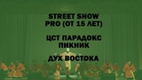 ЦСТ Парадокс коллектив Пикник Дух Востока Street Show Pro (от 15 лет) Кактус 2019