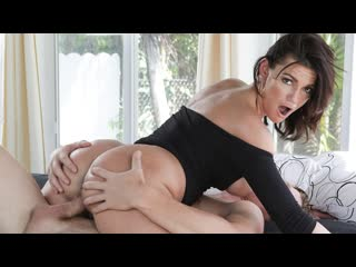 Becky bandini - milf mind games and muff stuffing (big ass, brunette, doggystyle, indoor, office, creampie, pov, milf)