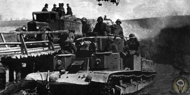 Т-28 Трехбашенные танки создавались во многих странах. СССР удалось создать не только удачный многобашенный танк, но и наладить его массовое производство. 1930-е годы были временем поисков каким
