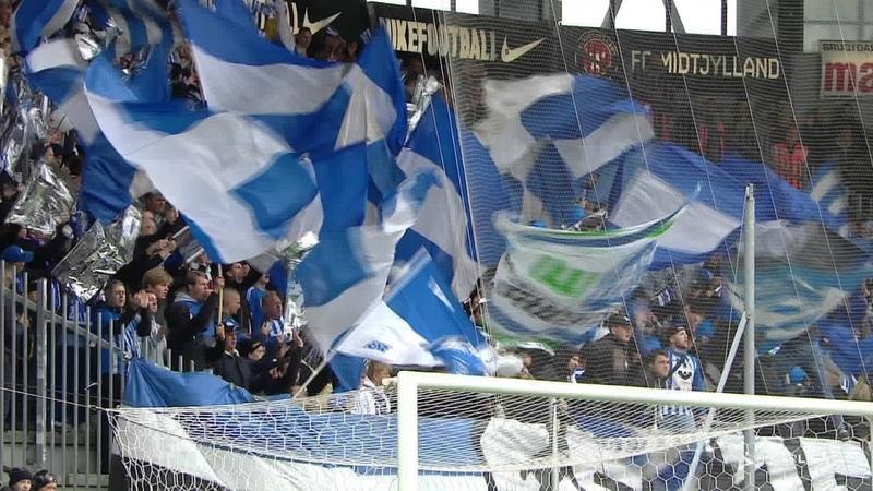 FC Midtjylland - Esbjerg fB (1-2)