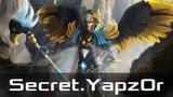Secret.YapzOr Skywrath Mage, Safe Lane (Jan 24, 2019) Dota 2 patch 7.20 gameplay
