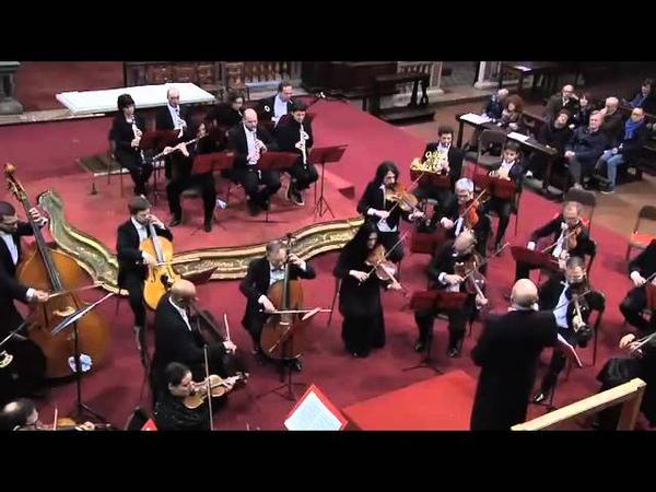 1 - W. A. Mozart - Sinfonia n. 40 K 550 - Molto Allegro
