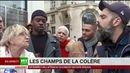 Jérôme Rodrigues pris à partie par des riverains