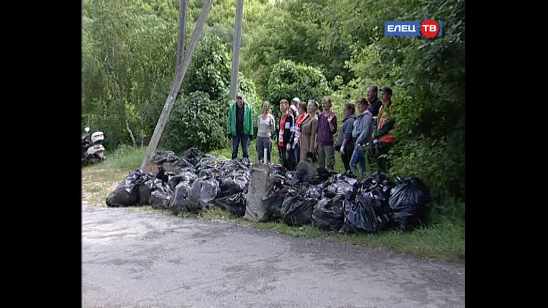 Cубботник прошел без участия заинтересованной стороны местные жители не присоединились к уборке несанкционированной свалки